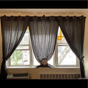 UGG Olsen Window Panels x set of 3